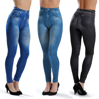 Tights Jeans, 3-pk