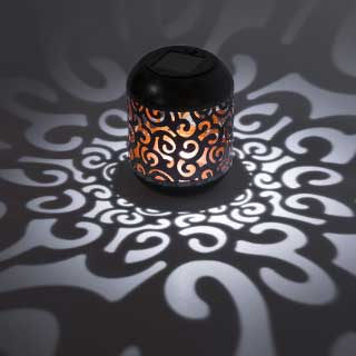 Solar light Metallic