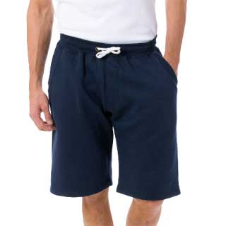Shorts, marineblå