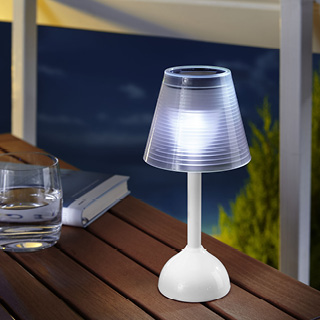 Solar light Bordlampe