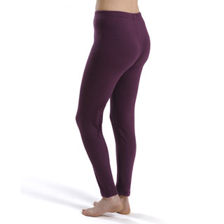 Tights Rib, lilla