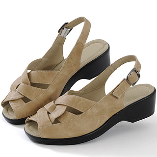 ISL Shoes Sandal Lilly, beige