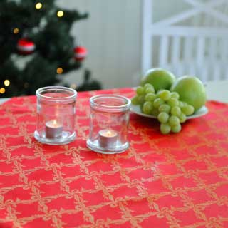 Juleduk Ribbons