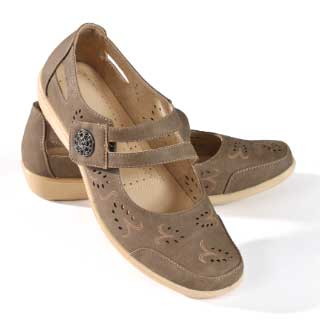 ISL Shoes Damesko Veronica, brun