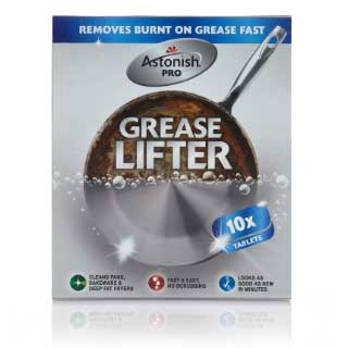 Astonish grease lifter, 10 tabletter