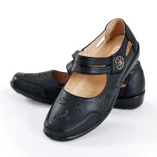 ISL Shoes Damesko Veronica, sort
