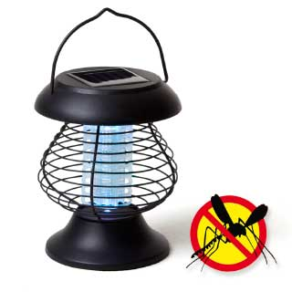 Insektjager Solar Light