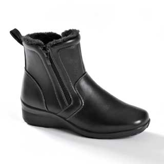 ISL Shoes Dameboots Anabel, sort