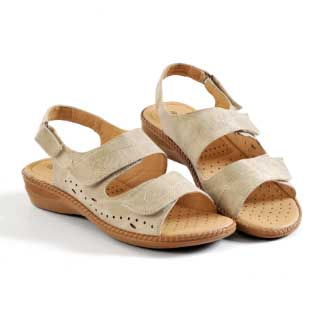 ISL Shoes Sandal Caroline, dame
