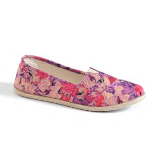 ISL Shoes Damesko Flowers